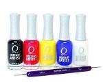 Краски и кисти для дизайна Instant Artist