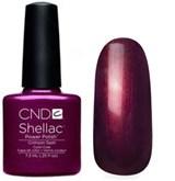 Новинка! Гель лак Shellac CND - Crimson Sash - 7.3 мл