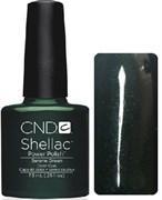 Гель лак Shellac CND - Serene Green  - 7.3 мл